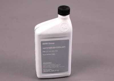 ANTIFREEZE/COOLANT -Quart - 82142209769