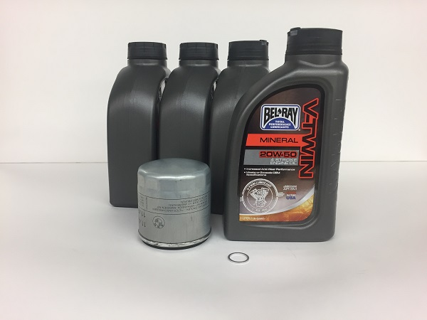 Oil Change Kit - Basic/Alternate- Early K Bikes