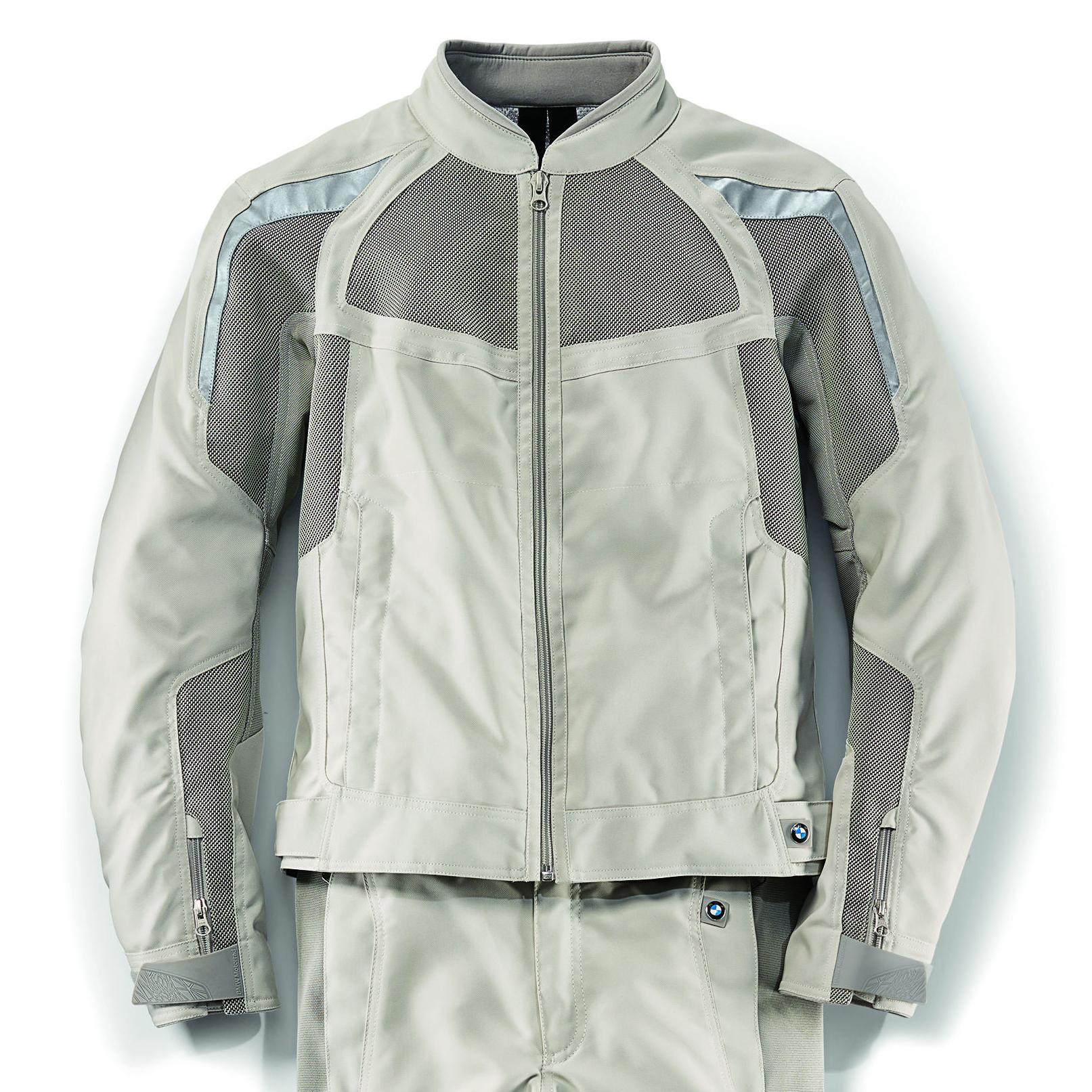 BMW Womens Airflow Jacket - Grey - 76138567985
