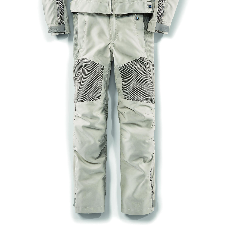 BMW Womens Airflow Pants - Grey- 76138568001