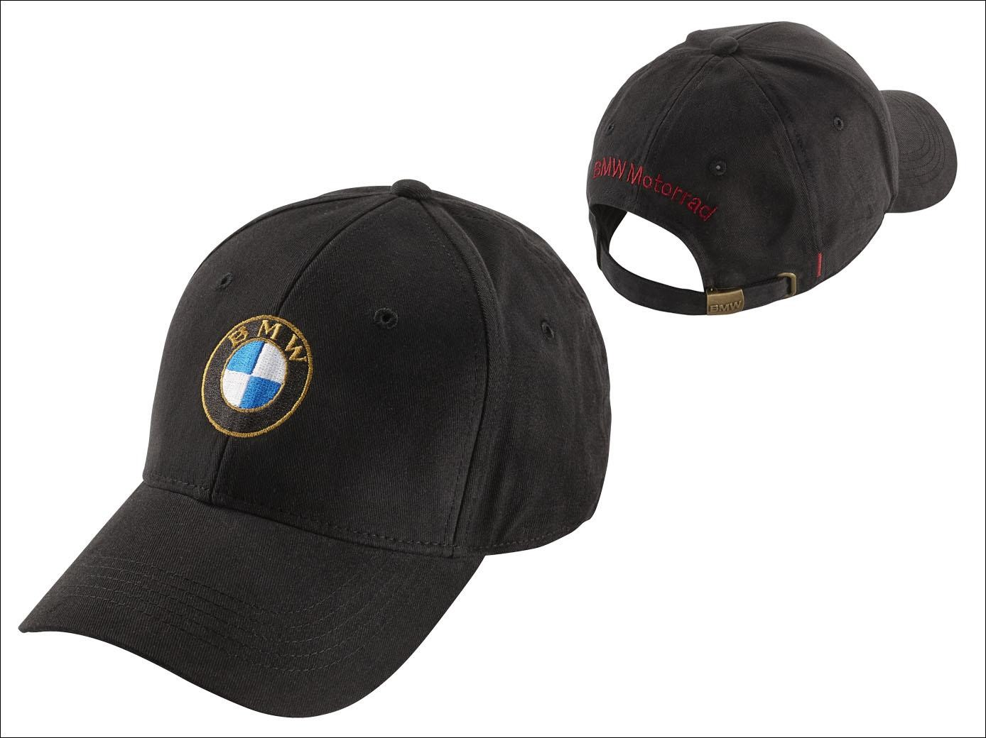 BMW Hat / Cap Black with Logo - 76898352726