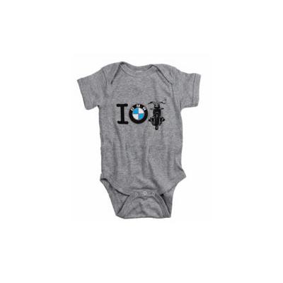 "BMW Infant ""I Love Bikes"" Bodysuit - 72602414093"