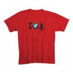 "BMW Kids ""I Love Bikes"" T-Shirt - 72602414089"