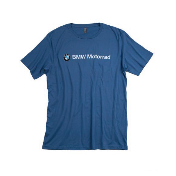 BMW Mens Classic T-Shirt - Blue - 72602414047