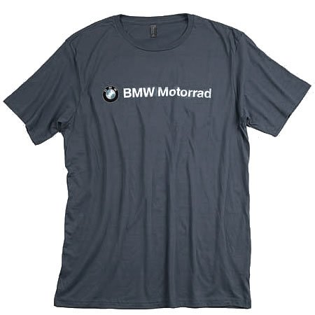 BMW Mens Classic T-Shirt - Grey - 72602414053
