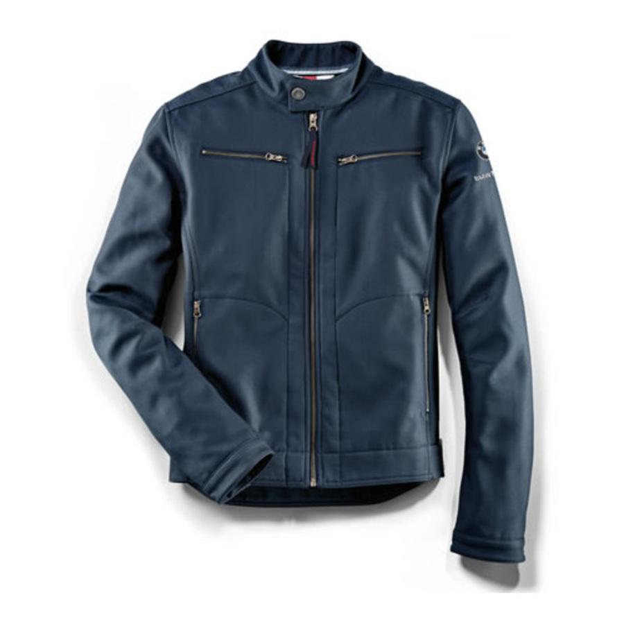 BMW Mens Softshell Jacket