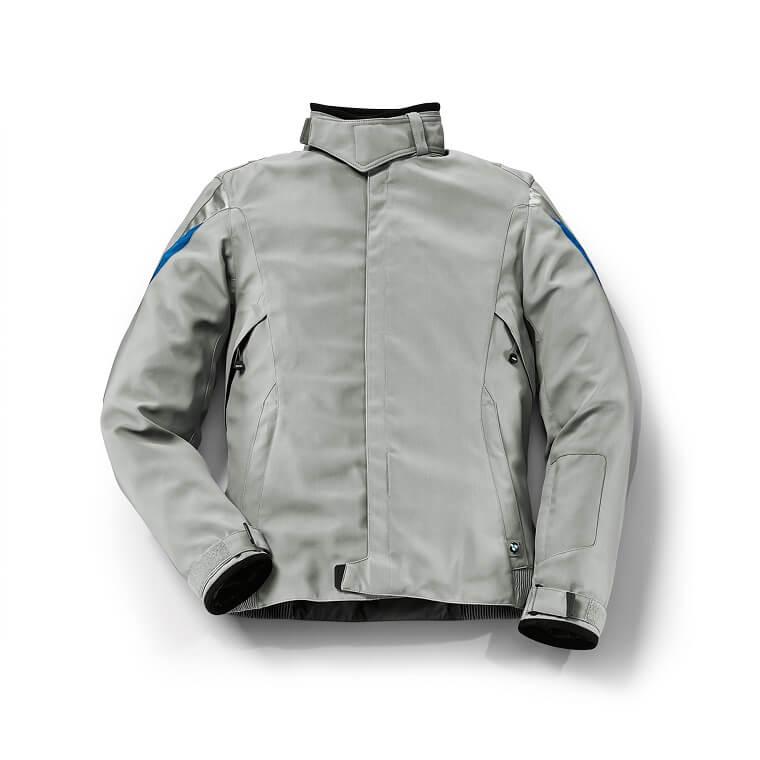 BMW Mens TourShell Jacket - Grey - 76118568047