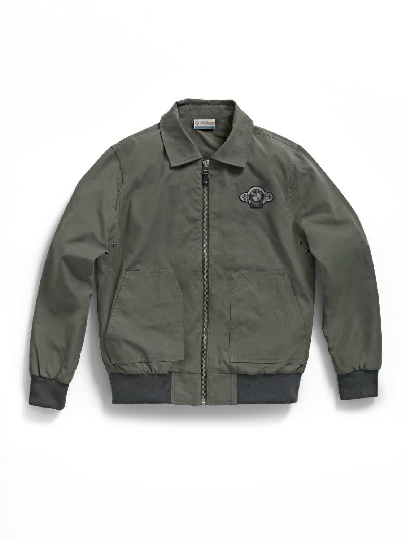 BMW Mens Tracker Coach Jacket - 76898395784