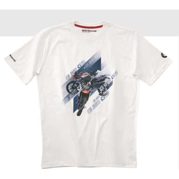 BMW Motorrad G310GS T-Shirt - 76618392201