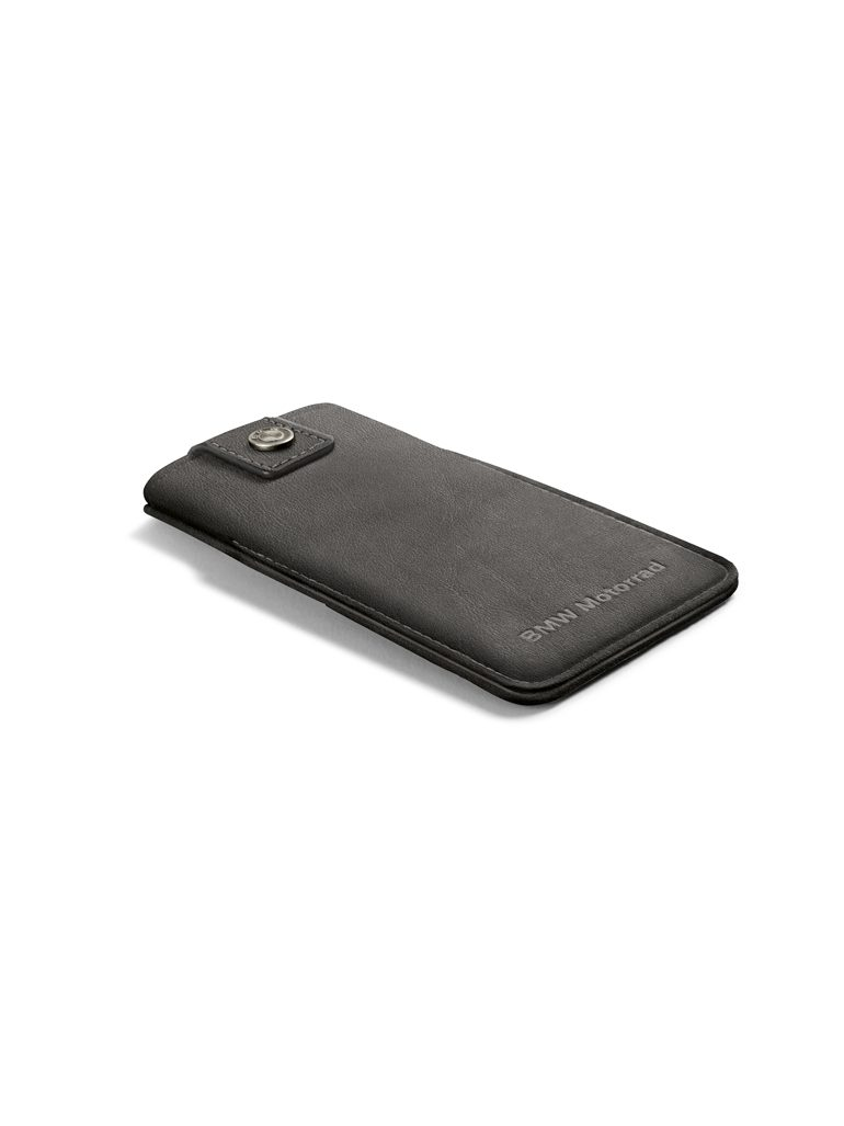 BMW Motorrad Leather Cell Phone Case - 76898395748