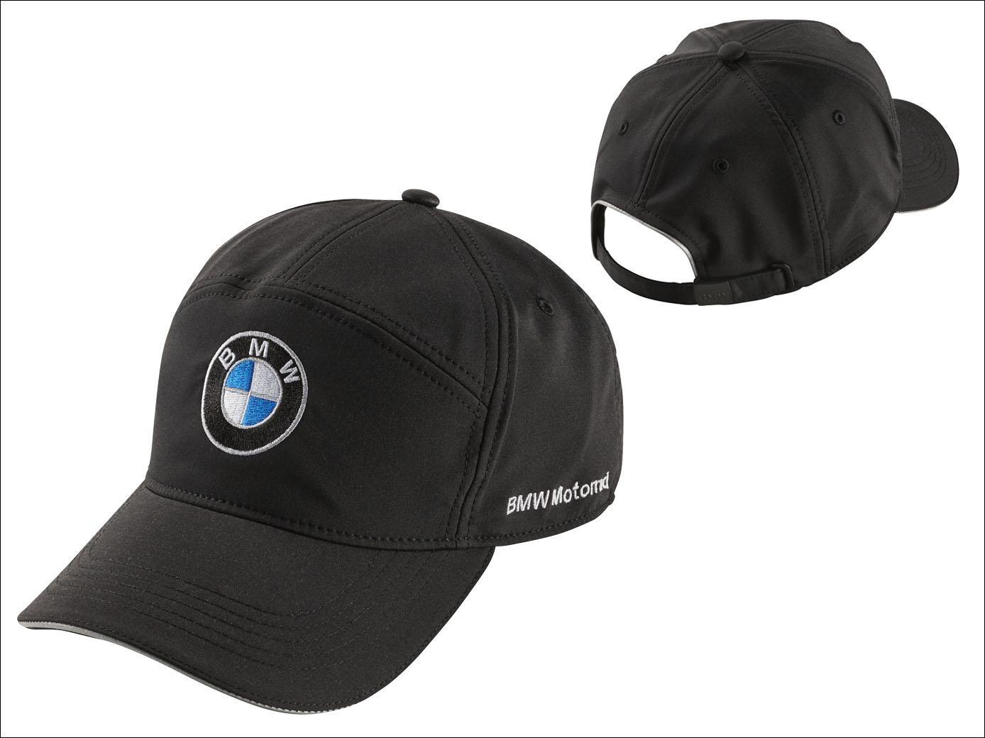 BMW Motorrad Logo Hat / Cap - Black - 76898352729