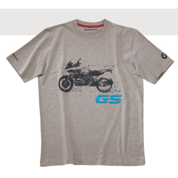 BMW Motorrad R1200GS T-Shirt - 76618392193