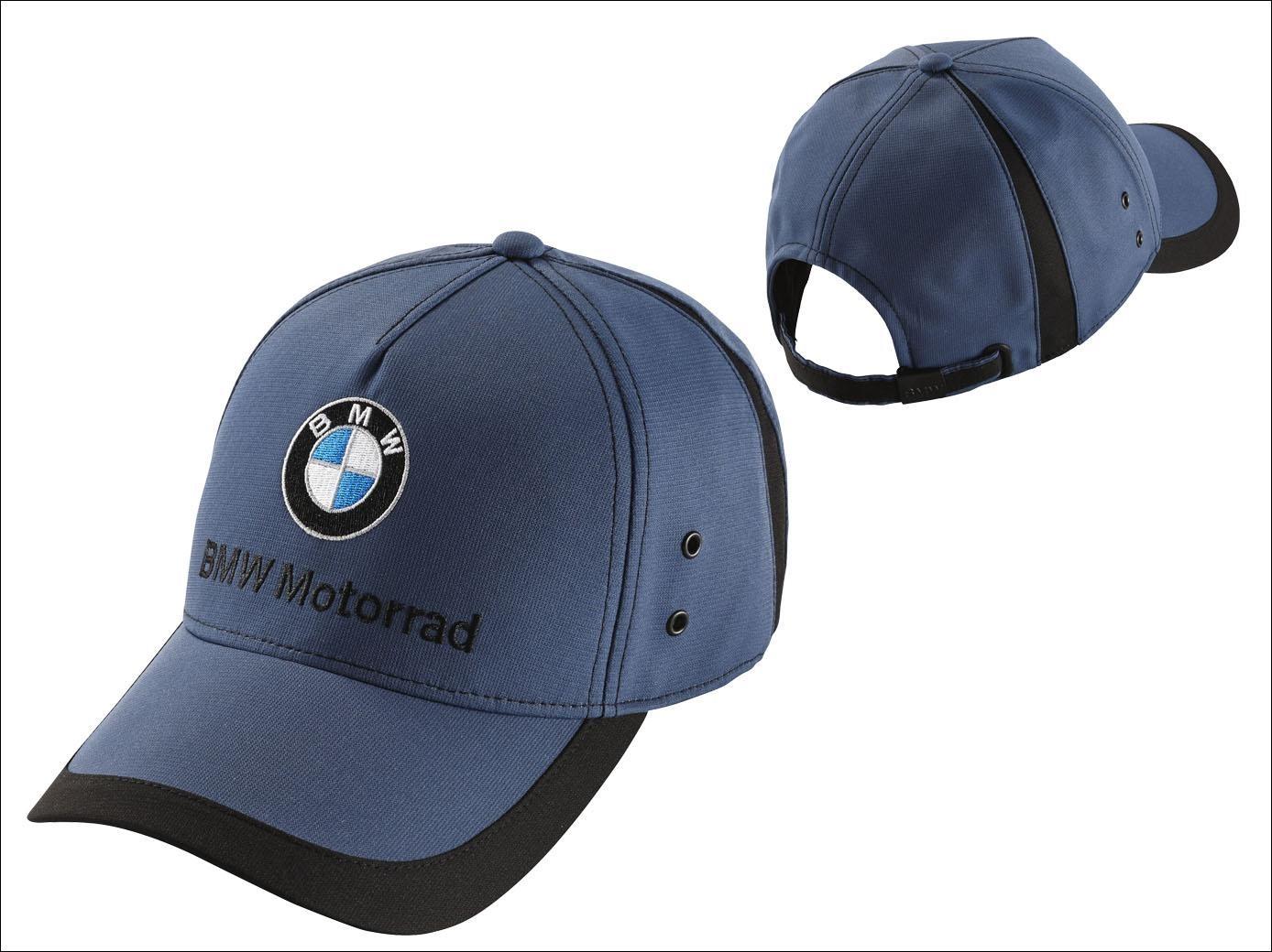 BMW Motorrad Sport Hat / Cap - Blue - 76898352736