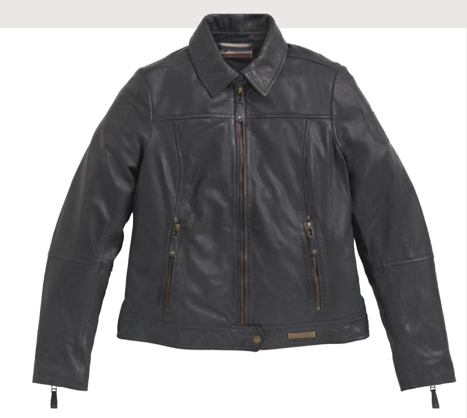 BMW Motorrad Womens Style Leather Jacket - 76898402087