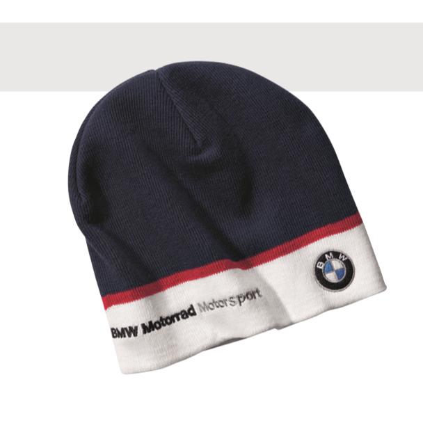BMW Motorsport Knitted Beanie - 76628560962
