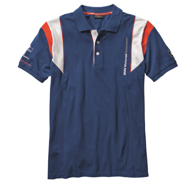 BMW Motorsport Mens Polo Shirt - 76628560938
