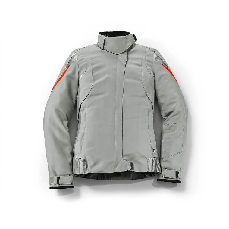 BMW Womens TourShell Jacket - Grey - 76138568071