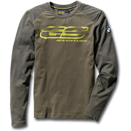 Shirt - Unisex - GS Long-Sleeve Shirt - by BMW - 76818561246