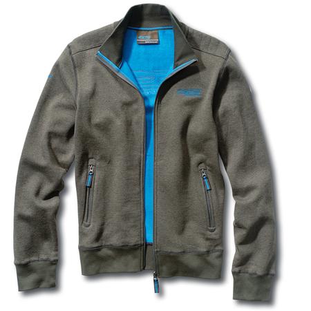 Jacket - Unisex - GS Sweatshirt Jacket - by BMW - 76818561254