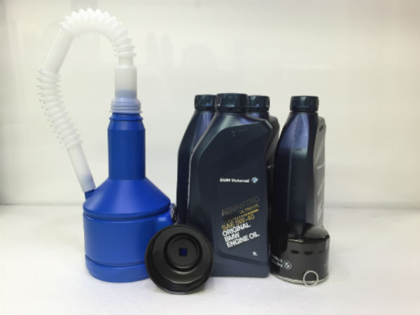Oil Change Kit - Deluxe R12x Water / Liquid Cooled Bikes Air/Oil Cooled