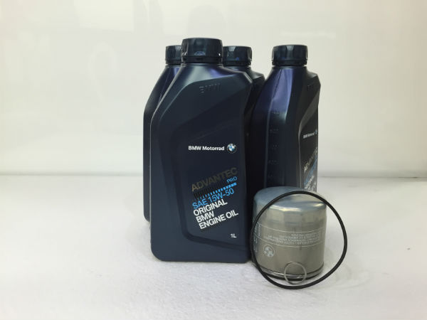 Oil Change Kit - Basic/Recommended - Early K Bikes