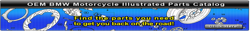 Click here to find Genuine OEM BMW Motorcycle Parts with the A&S Illustrated BMW Parts Fiche!