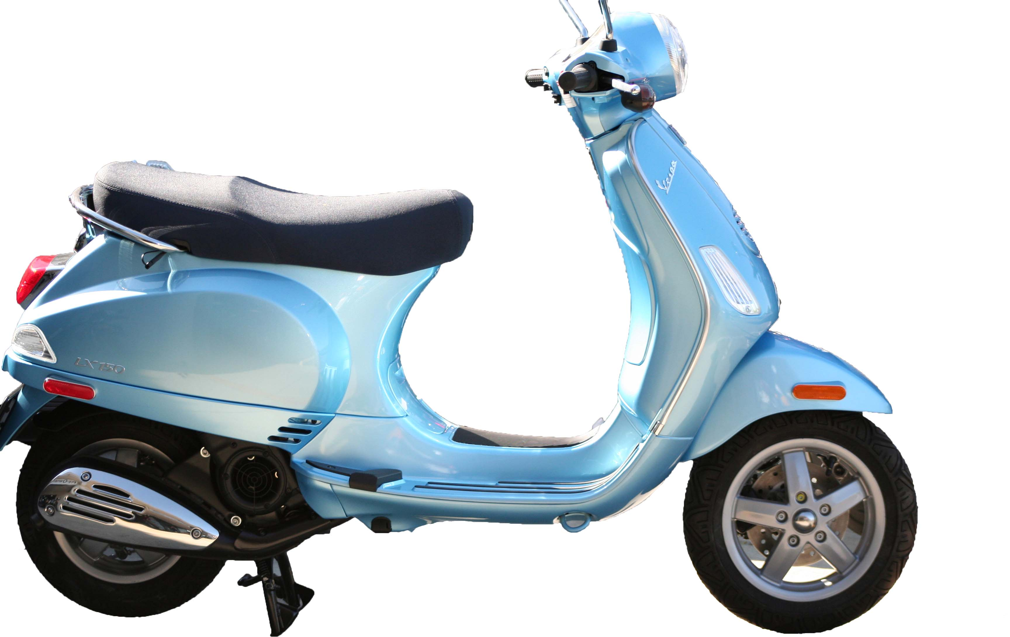 Moped Scooters Vespa