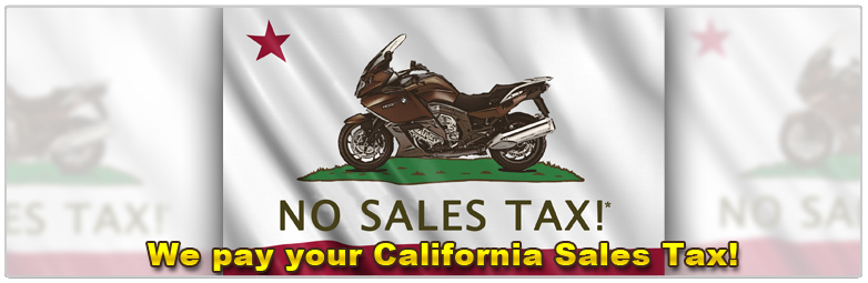We pay your California Sales Tax this February!