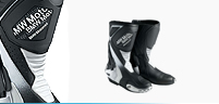 BMW Motorcycle Boots and Accessories