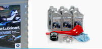 BMW Motorcycle Oil Change Kits