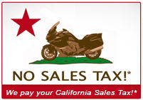 No California Tax!