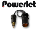 Powerlet Motorcycle Charging Products