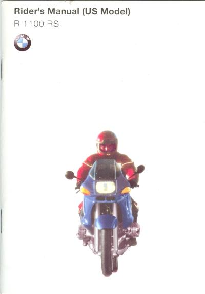 bmw r1100rs 2000 repair service manual