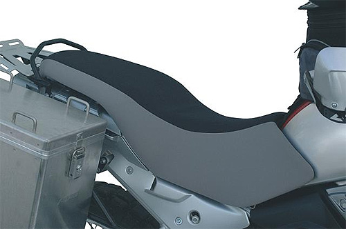 """Sports Seat - """"Breathable"""" - BMW R1200GS - by Touratech"""