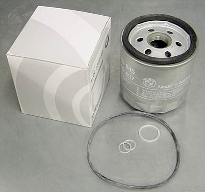Oil Filter Kit - BMW OEM - Early K Bikes - 11002300053