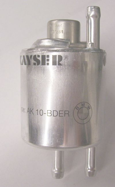 Fuel Filter - BMW OEM F650GS/CS - 13537669776