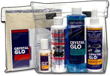 Cleaner - CRYSTAL-GLO® Starter Kit / Gift Set