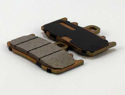 BMW OEM Brake Pads (front) G650X Challenge/Country - 34117697086
