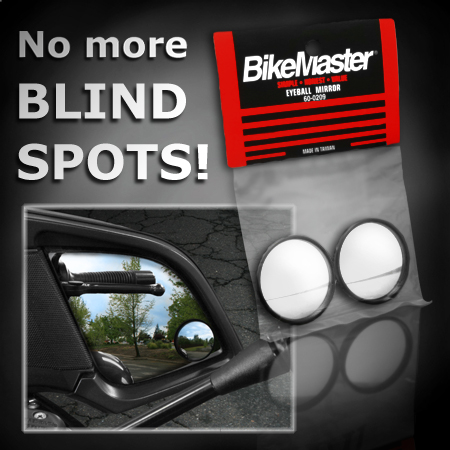 Mirrors - Blind Spot Mirrors (Pair)