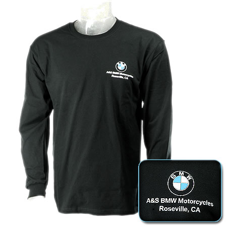 A&S BMW Motorcycles Long Sleeve T-Shirt