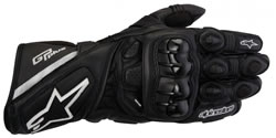 GP Plus Gloves - Black.