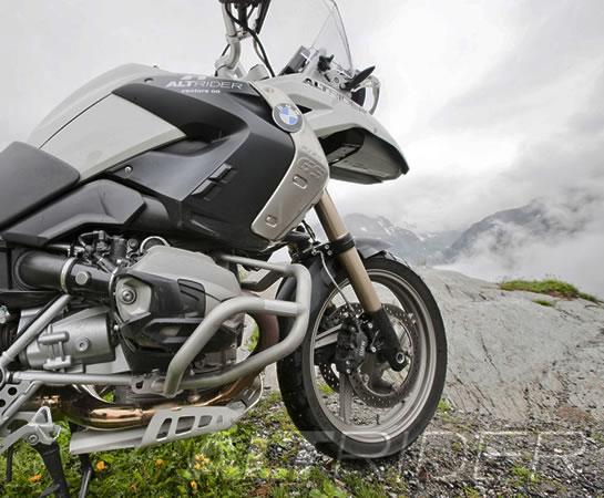 Crash Bars - Engine Guards - BMW Air/oil-cooled R1200GS