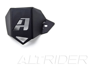 Picture of Black Rear Reservoir Guard for BMW R1200GS