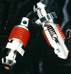 Speed Bleeders - Brake Bleeder Valves