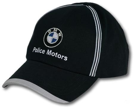 Hat - BMW Police Motors 3 cap - 72602154303