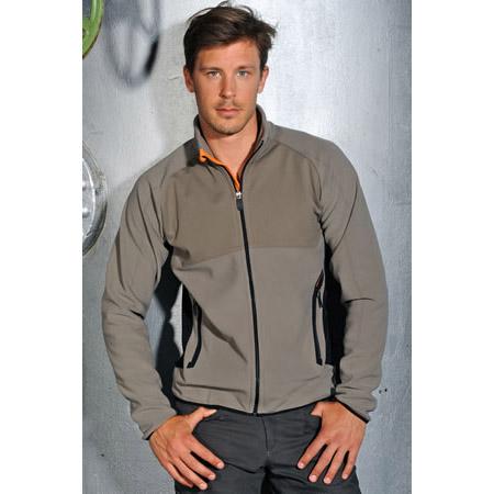 Jacket - BMW Doubleface Fleece Jacket - Mens - 76618520696