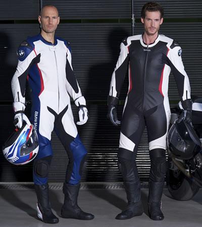 suit - bmw double 'r' one-piece leather suit - 76117727555 | a&s