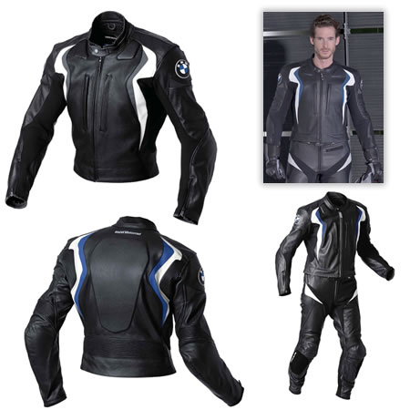 """Jacket - """"Start"""" Suit Leather Jacket - Mens - by BMW - 76128533418"""