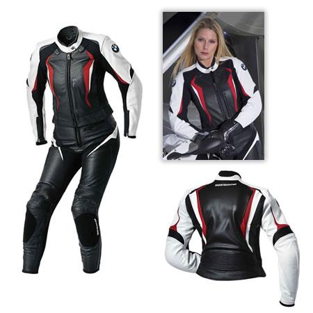 Jacket - BMW Start Suit Leather Jacket - Womens - 76148533447