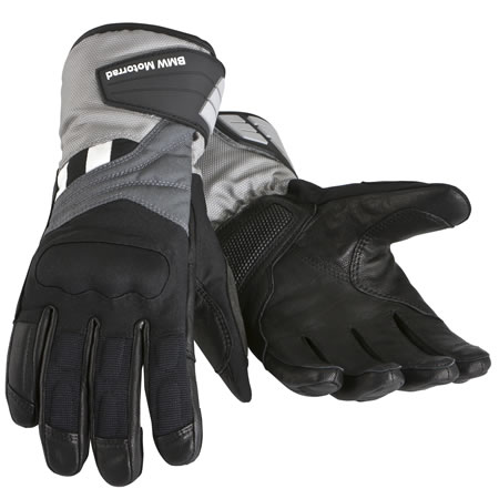 Glove - Womens GS Dry Gloves - Black/Anthracite - by BMW - 76218541220